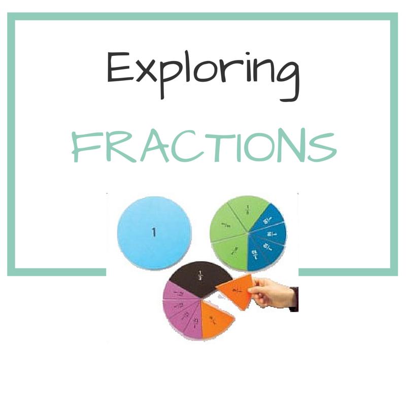 KINDERGARTEN MATH - FRACTIONS - Kindergarten Lessons